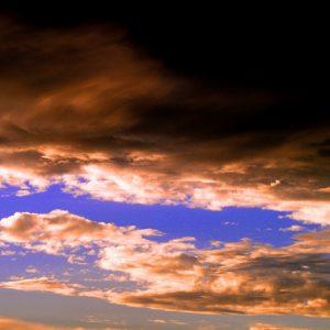 ciel de solstice